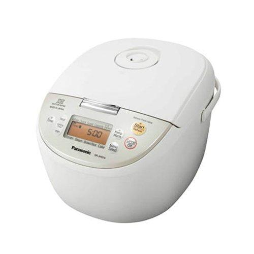 【有国際保修】Panasonic IH炊飯器 SR-JHG18-N (AC220V地域用)【海外仕様】   B004JZBGUK