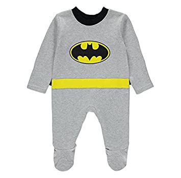 Officially Licensed Batman Baby All In One Fancy Dress Halloween