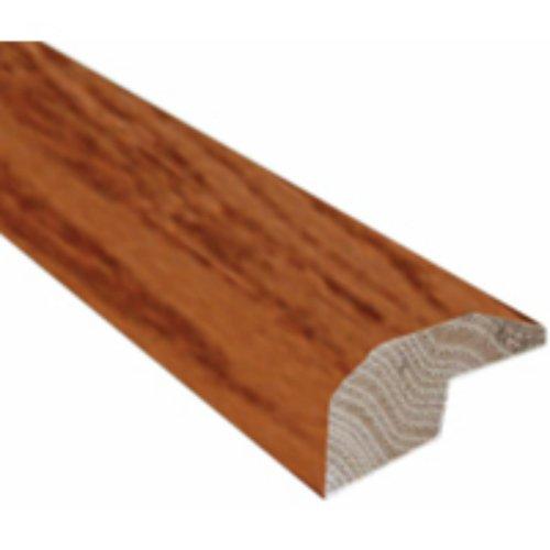 Oak Mink/Oak Gunstock .88 in. Thick x 2 in. Wide x 78 in. Length Hardwood Carpet Reducer/Baby Threshold Molding