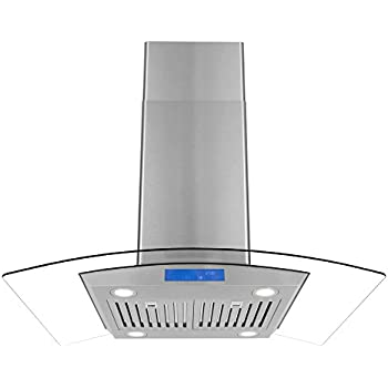 Amazon Com Cavaliere 36 Quot Island Mounted Stainless Steel