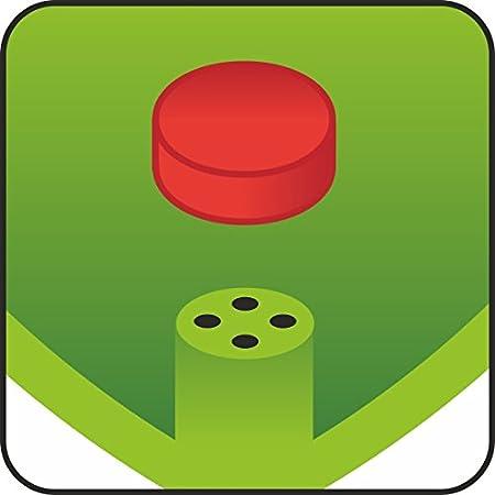 17,5 cm hoch 20 cm Durchmesser 54345 0 Pflanzgefäß aus Kunststoff 2,6 l Vol Scheurich Skyhanger Bright Green