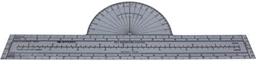 Jeppesen PN-1 Navigation Plotter - 10009523