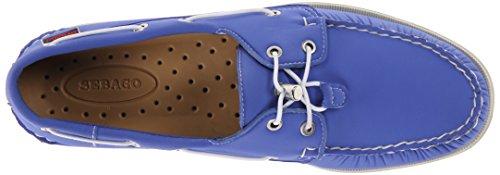Men's Oxford Sebago Neoprene Docksides Blue 8px8CqwR