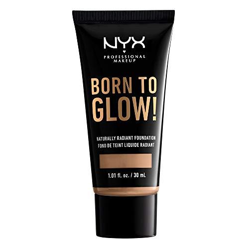 NYX PROFESSIONAL MAKEUP Born To Glow Naturally Radiant Foundation - Tan