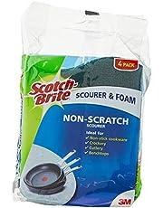 Scotch-Brite XE006000865 NS+B WAVE Non-Scratch CNY bundle (Pack of 4)
