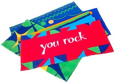 PICKmeUP napkins - My Hero napkin set by PICKmeUP napkins (Image #4)