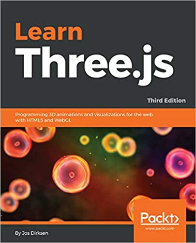 Amazon com: Learn Three js: Programming 3D animations and