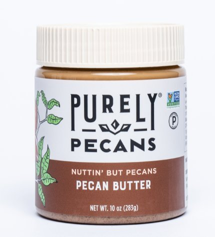 Purely Pecans, Nuttin' But Pecan Butter, 10 oz