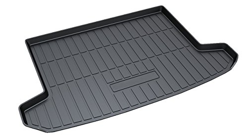 - Vesul Rubber Rear Trunk Cargo Liner Tray Floor Mat Cover For Hyundai Tucson 2016 2017 2018