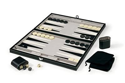 Mainstreet Classics 18-inch Backgammon Set from Mainstreet Classics