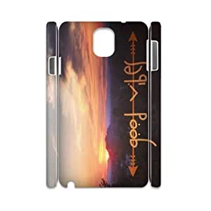 Good Vibes Personalized 3D Cover Case for Samsung Galaxy Note 3 N9000,customized phone case ygtg583371