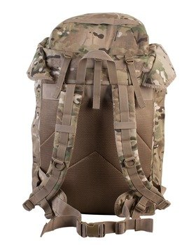 Bergan Airborne Kombat-Zaino, capacità 100 litri, Multicam