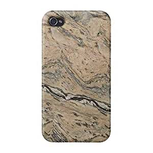 NEW Juparana Xotica Granite Marble Design CUSTOM Cover Case Skin iPhone 4/4S NEW