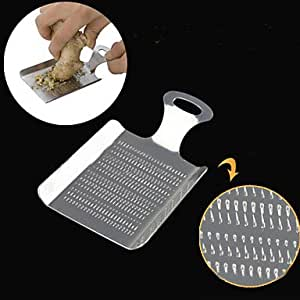 JIAO- Kitchen Gadgets High Quality Stainless Steel Grinders for Garlic Ginger