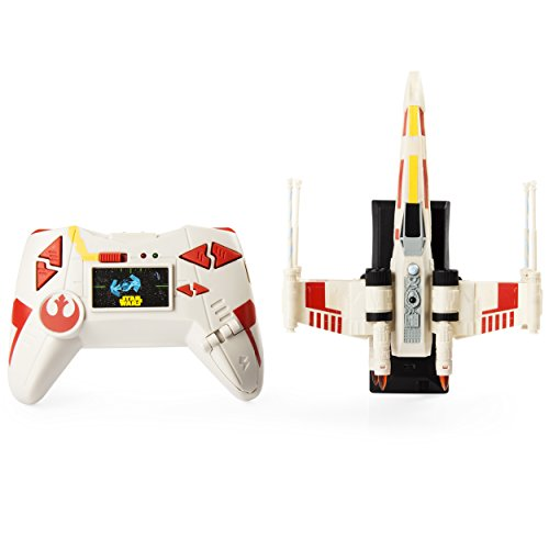Air Hogs Star Wars Remote Control Zero Gravity X-Wing Starfighter post thumbnail