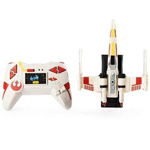Air Hogs Star Wars Remote Control Zero Gravity X-Wing Starfighter -