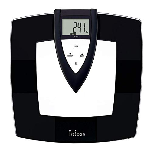 Tanita BC577F FitScan Full Body Composition Scale Glass by TANITA