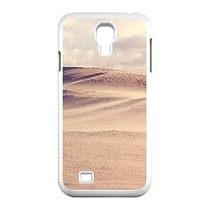 Samsung Galaxy S4 Case, Desert Dunes Case for Galaxy S4 White Leemarson sf4111495