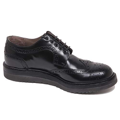 Scarpa Black Inglese Uomo Nero Shoe Man Corvari Scarpe F5252 vnfWSS