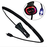 eFactory Direct Touch LED Light Car Charger for