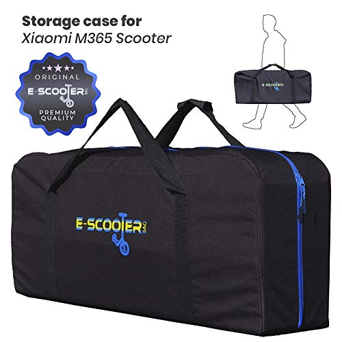E-Scooter Bag bolsa de transporte para patinete electrico Xiaomi M365 compatible con Ecogyro ,GScooter,Oviboard, Cecotec etc.