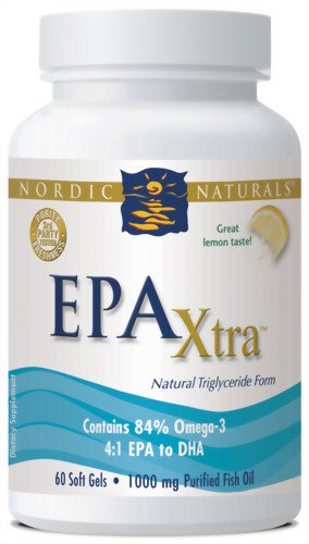 Nordic Naturals – Epa Xtra, 60 softgels, Health Care Stuffs