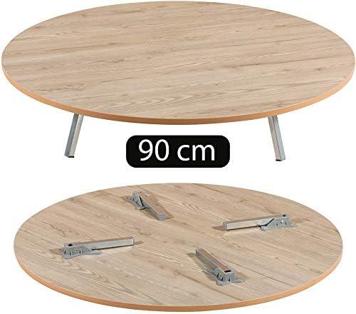 Tradicional Masa Mesa | Turco Suelo Mesa de Comedor | 90 cm ...