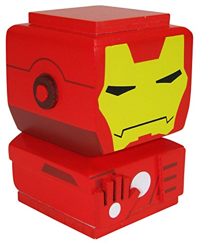 New Statue Avengers Ironman (Entertainment Earth Iron Man Tiki Totem Action Figure)
