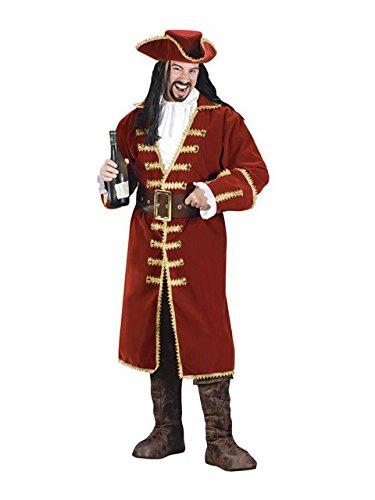 Captain Black Heart (Men's Captain Black Heart Costume)