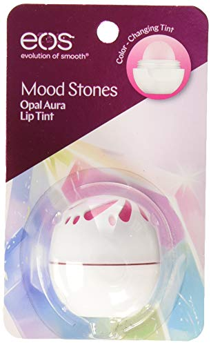 eos Mood Stones Opal Aura Lip Tint | Deeply Hydrates and Seals in Moisture | Sustainably-Sourced Ingredients | 0.25 oz