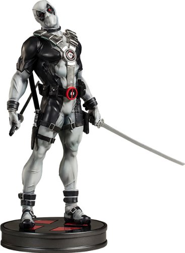 Marvel 1/4 Scale Premium Figure Deadpool (X-Force version) by (Deadpool X Force Costumes)