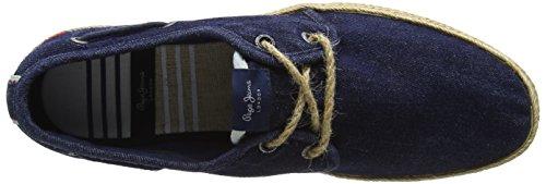 Deck Azul Denim Hombre Denim Pepe Jeans Alpargata Sailor dk qYEE8wX