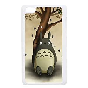Ipod Touch 4 Phone Case My Neighbour Totoro 9W58554