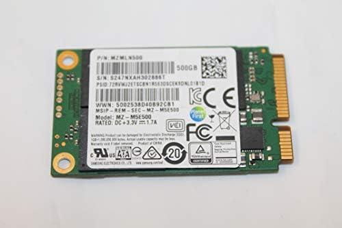 Amazon.com: MZMLN500 MZ-M5E500 850 EVO 500GB mSATA Laptop ...
