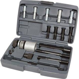 Harmonic Balancer Installer Kit, 12 Adapters - ( LISLE 53760 (Lisle Harmonic Balancer Installer)