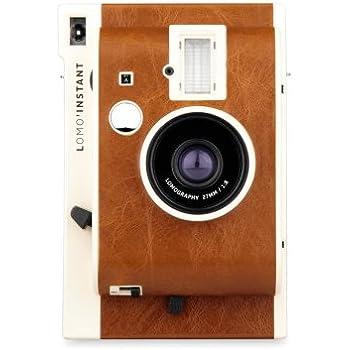Amazon.com : Lomography Lomo'Instant Sanremo - Instant Film Camera ...