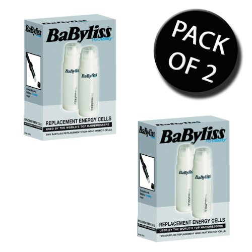 2x Babyliss 4580U Universal Fitting Thermacell Gas