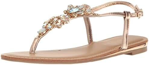 Madden Girl Women's Caydee Flat Sandal