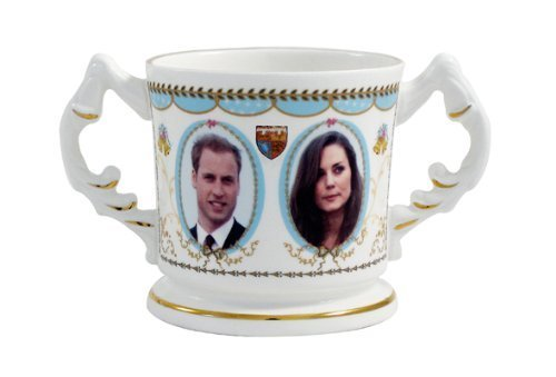 Aynsley Royal Wedding Engagement Loving Cup