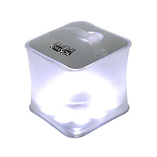 coelsol Luna Cube lc1-l hinchable lámpara solar LED wit Indicador ...