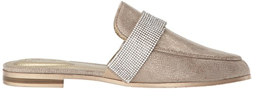Kenneth Reaction Flat Metallic Mule Loafer Down 2 Rain on Gold Women's Cole Slip Soft FFywqBf1gc