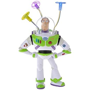 Disney Parks Exclusive Buzz Lightyear Light-Up Chaser Toy