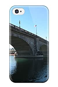 3444574K58944653 High Quality Lake Havasu City Case For Iphone 4/4s / Perfect Case