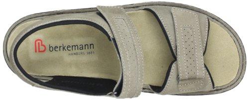Berkemann Fabian 05802-499, Sandali uomo Beige (Beige (Antilop))