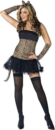 Wild Cat Adult Costume