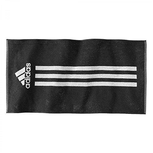 adidas Handtuch Towel, Black/White, L, Z34327