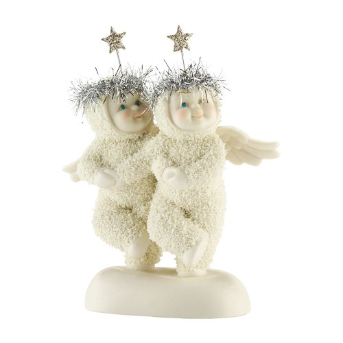 Department 56 Snowbabies Dream Dancing with the Stars Figurine, 6.75 inch