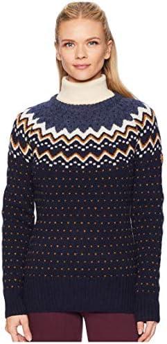 Jersey FJALLRAVEN Womens /Övik Knit Sweater W