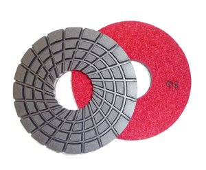 Toolocity CPP05SET 5-Inch Con-Shine Dry/Wet Diamond Polishing Pad for Concrete Set of 5 by Toolocity (Image #2)