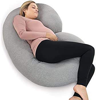 PharMeDoc Maternity Full Body Pillow for Pregnant Women